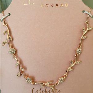 Lauren Conrad 'Celebrate' Rose Gold Tone Necklace